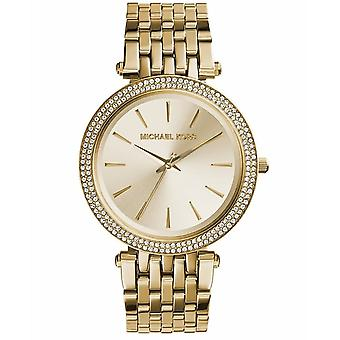 Michael Kors Watches Mk3191 Ladies All Gold Watch