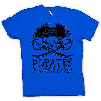 Mens T-shirt - Pirates Arrrgh Cool