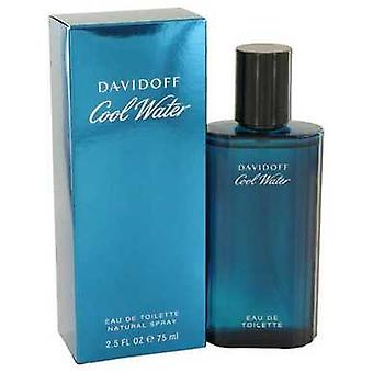 Cool Water By Davidoff Eau De Toilette Spray 2.5 Oz (men) V728-402074