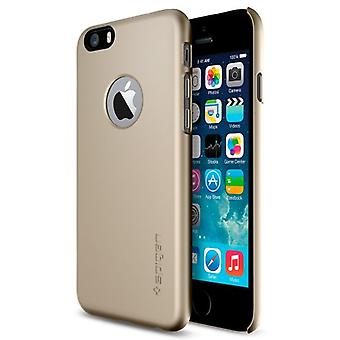 Spigen iPhone 6 and 6s (4.7) Case Thin Fit A Series Champagne Gold