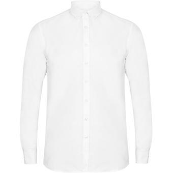 Henbury - Mens Modern Long Sleeve Oxford Shirt