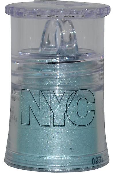 NYC New York Color Shimmering Brush On Eye Color 2.8g Baby Blue