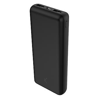 Power Bank 20000 mAh black