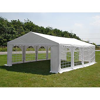 Tente de réception Original 5x8m PVC, Blanc