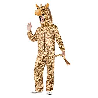 Mens giraffa Fancy Dress Costume
