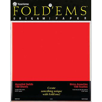 Fold 'Ems Origami Paper 6.75
