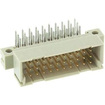 Edge connector (pins) 254325 Total number of pins 30 No. of rows 3