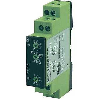 tele 110200 Time Delay Relay, Timer, 1 CO contact 12 - 240 V DC/AC IP40, IP20