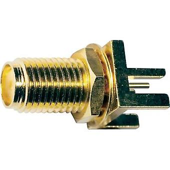 SMA connector Socket, vertical vertical 50 Ω IMS 3499.42.2510.00