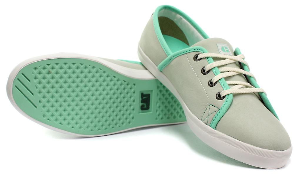 Caterpillar Orla Green Womens Trainers