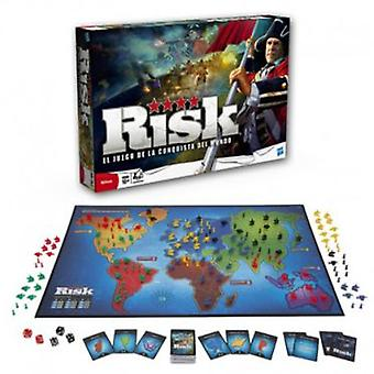 Parker Games Classic Risk (Kids , Toys , Table games , Paper)