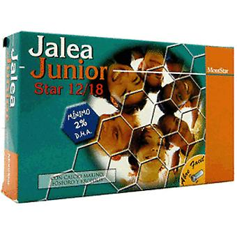 Mont Star Junior Royal Jelly 20 Ampules (Childhood , Healthy diet , Suplements)