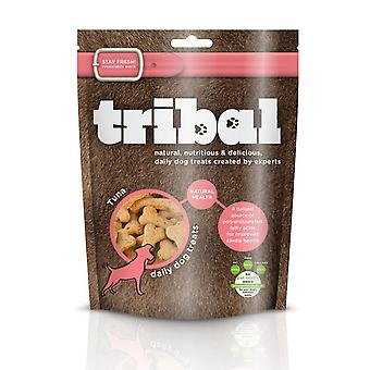 Tribal Natural Health hund behandler tun 130g (pakke med 6)