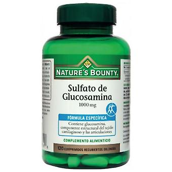 Nature's Bounty Glucosamine Sulfate 1000 Mg 120 Tablets