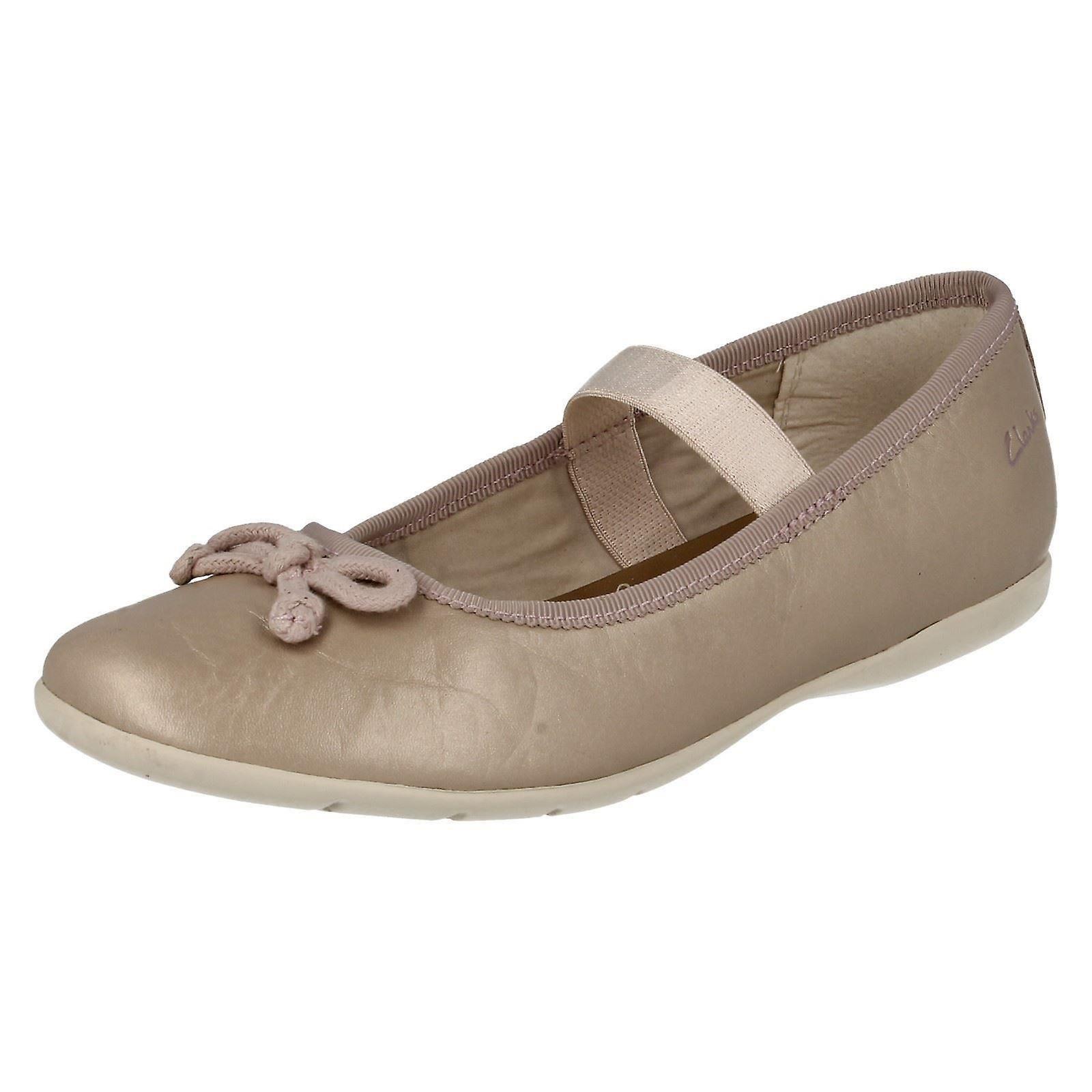 Clarks Casual Mary Jane Schuhe Mädchen tanzen