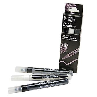 Liquitex Professional Paint Marker Set-Essential 3699242