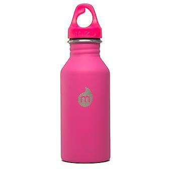 Mizu M4 400ml Stainless Steel Bottle - Pink