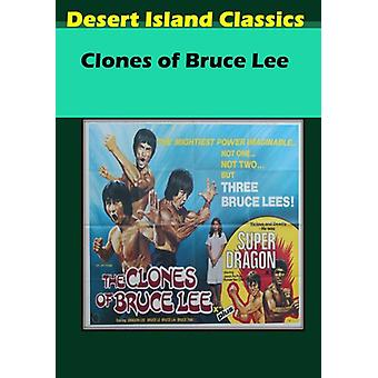 Clones of Bruce Lee [DVD] USA import