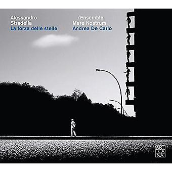 Stradell/Ens Mare Nostrum/De Carlo/Tabbush - La Forza Delle Stelle [CD] USA import
