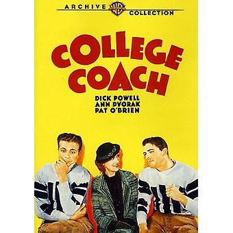 College Coach [DVD] USA import