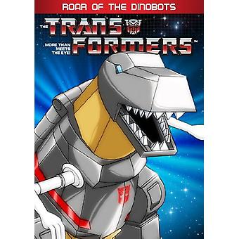 Transformers More Than Meets the Eye: Roar of the [DVD] USA import