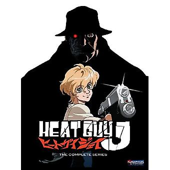 Heat Guy J: Complete Box Set [DVD] USA import