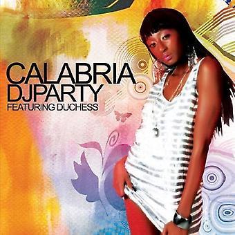 DJ Party - Calabria [CD] USA import