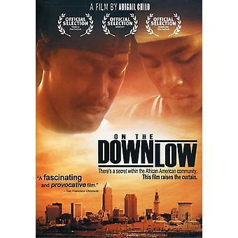 On the Downlow [DVD] USA import