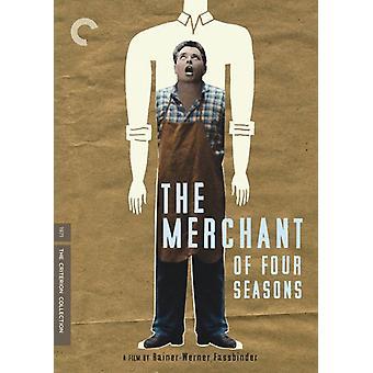 Merchant of Four Seasons [DVD] USA import