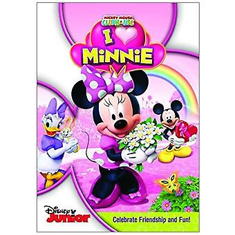 Mickey Mouse Clubhouse: I Heart Minnie [DVD] USA import
