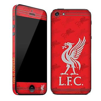 Liverpool iPhone 5 Skin