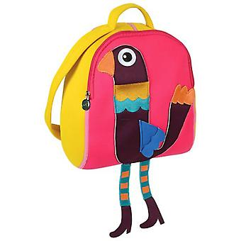 Oops All I Need! Backpack Peacock (Toys , School Zone , Backpacks)
