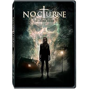 Nocturne [DVD] USA importerer