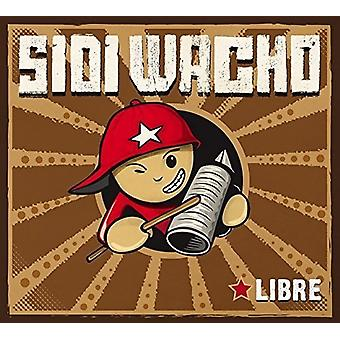 Sidi Wacho - Libre [CD] USA import