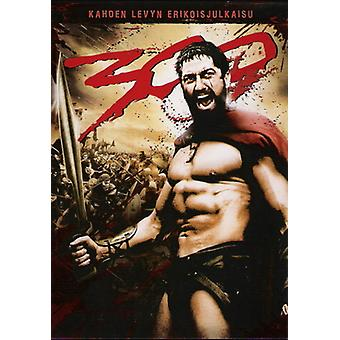 a comic adaptation of 300 two-disc (2 DVD)