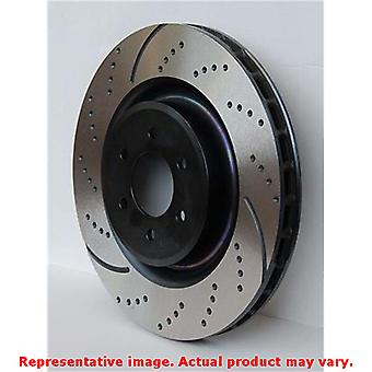 EBC Brake Rotors - GD Sport GD195 Fits:LAND ROVER | |1995 - 1998 DISCOVERY  Pos