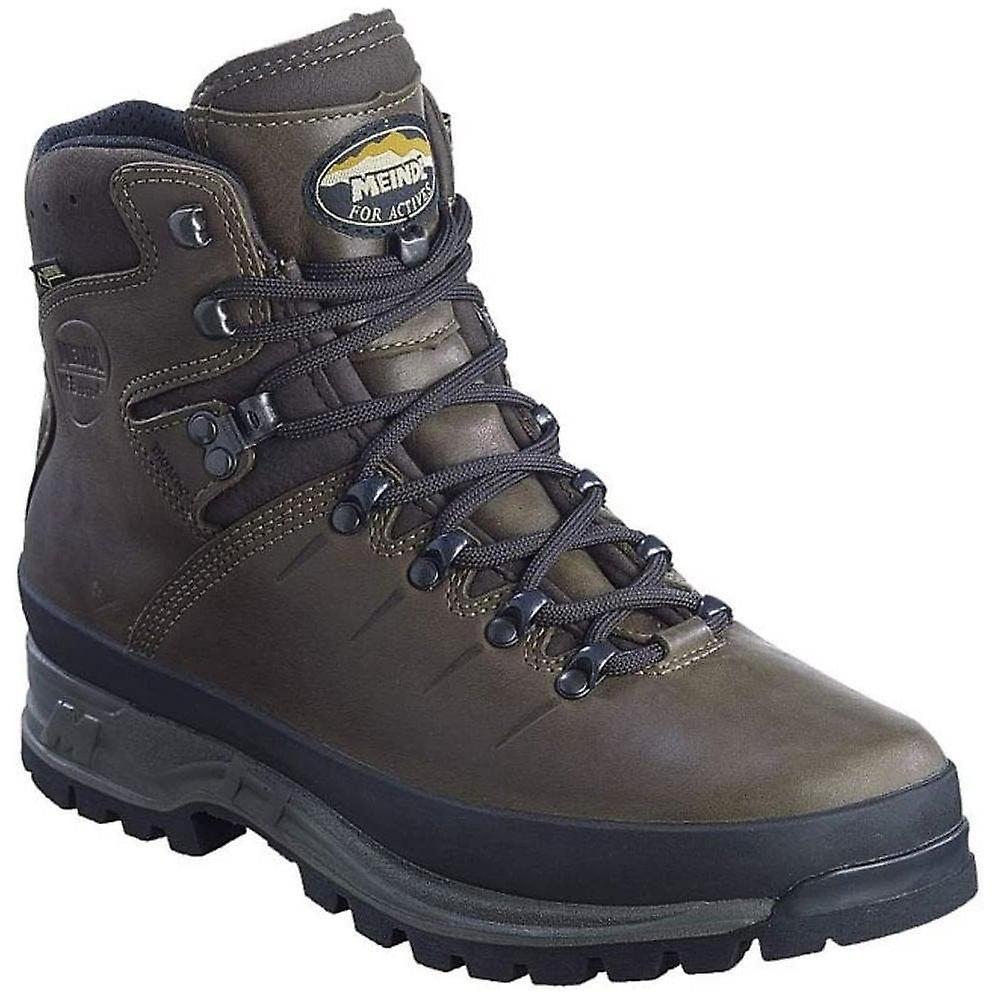 Meindl Bhutan MFS Walking Boots - Dark Brown