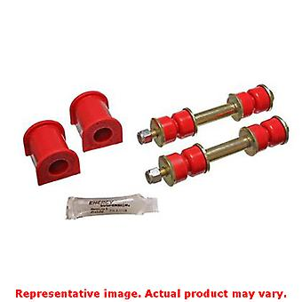 Energy Suspension Sway Bar Bushing Set 7.5109R Red Front Fits:NISSAN 1986 - 199