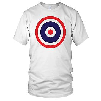 Roundel Of The Royal Thai Air Force Clean Effect Ladies T Shirt