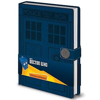 Doctor Who Premium Notebook