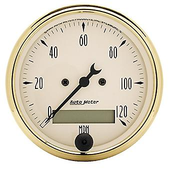 Auto Meter 1588 Golden Oldies Electric Programmable Speedometer