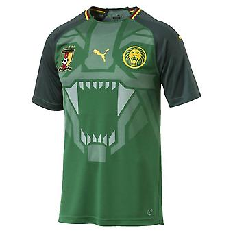 2018-2019 Cameroon Home Puma Football Shirt