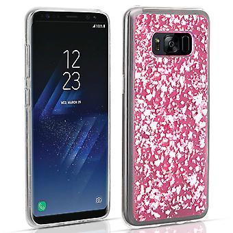 Samsung Galaxy S8 Tinfoil fall - rosa