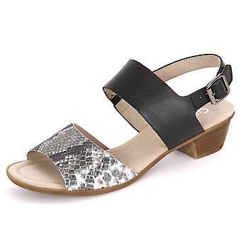 Gabor Kreta Weiss Cobra HT Nappa 6247451 universele vrouwen schoenen