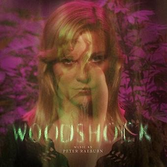 Raeburn*Peter - Woodshock - O.S.T. [Vinyl] USA import