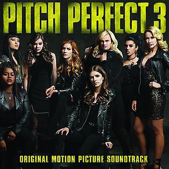 Tono perfecto 3 / O.S.T. - Pitch perfecto 3 / O.S.T. [vinilo] USA import