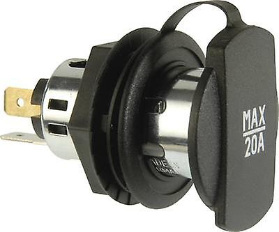 ProCar Power socket Max. load capacity=20 A Compatible with (details) Power-, unive