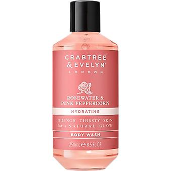 Crabtree & Evelyn Rosewater & Pink Peppercorn Body Wash