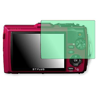 Olympus Stylus tough TG-4 screen protector - Golebo view protective film protective film