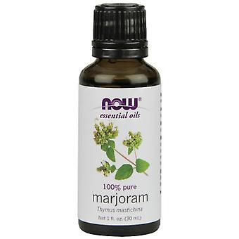 Now Foods Marjoram Oil 30 ml (Herbalist's , Oil essences)